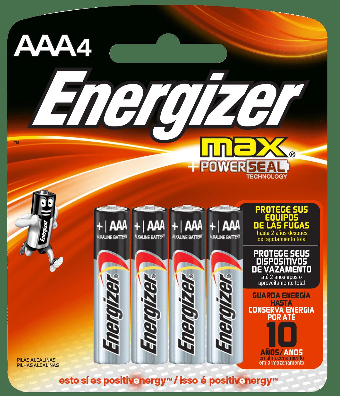 Pilas alcalinas pilas alcalinas energizer lr03 aaa - Tipos de pilas alcalinas ...