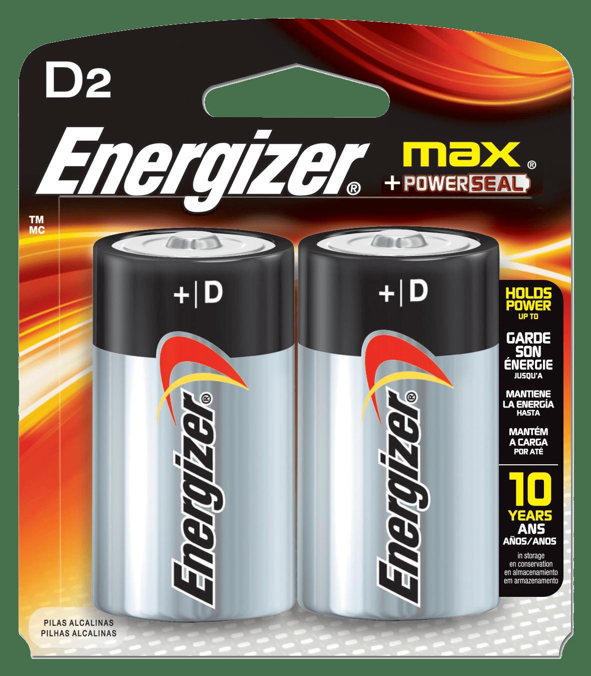 Pilas alcalinas pilas alcalinas energizer lr20 d - Tipos de pilas alcalinas ...